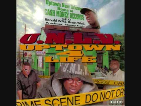 UNLVJazzy Bitch Cashmoney Records 1996