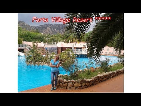 2017 Forte Village Resort , Pula, Cagliari, Sardinia, Italia.