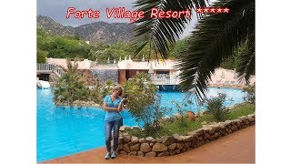 видео Forte Village - Bouganville 4*