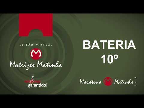 BATERIA 10º  Matrizes Matinha 2019