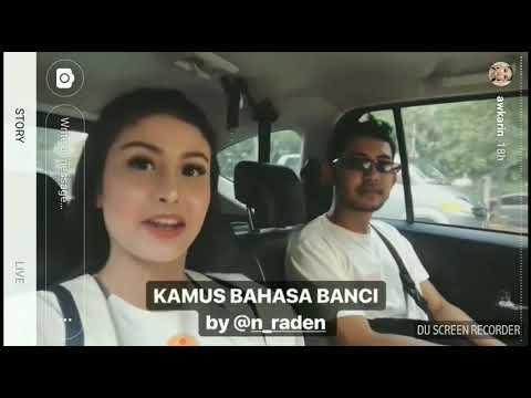 Kamus Bahasa Banci by Awkarin ft. Raden