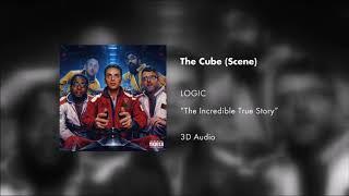 Logic - The Cube (Scene) [3D AUDIO]
