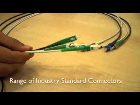 Miniflex - Rugged Optical Fibre Cables