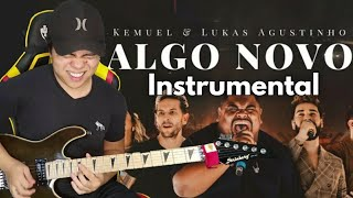 Algo Novo - Kemuel Instrumental by Juninho Nakagawa