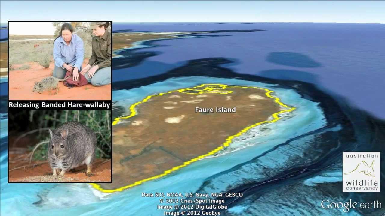 Google Earth Outreach in Australia & New Zealand