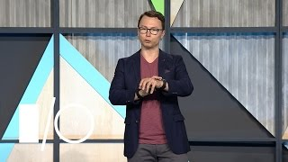 Repeat youtube video What's new in Android Wear 2.0? - Google I/O 2016