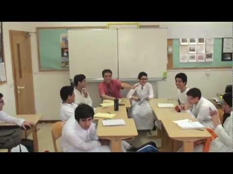 coeducation debate in DAR AL FIKR