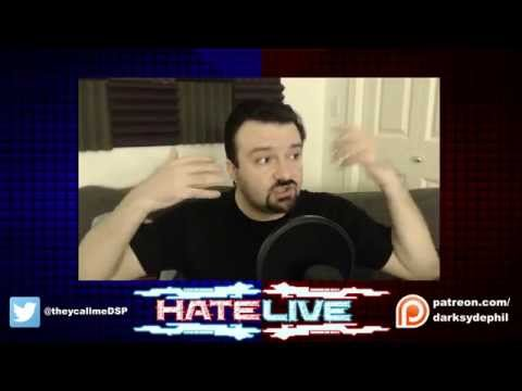 Hate LIVE! Podcast Ep. 38: Oct. 15, 2015 - CHANGE IS COMING! Streaming/Schedule + more
