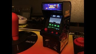 Tiny Arcade Space Invaders Gameplay