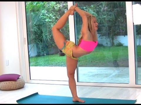 Advanced Yoga Backbends: Natarajasana with Kino