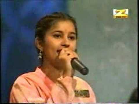 Chalo chale mitwa | Nayak | Hricha Mukherjee (Debraj) | Saregamapa performance