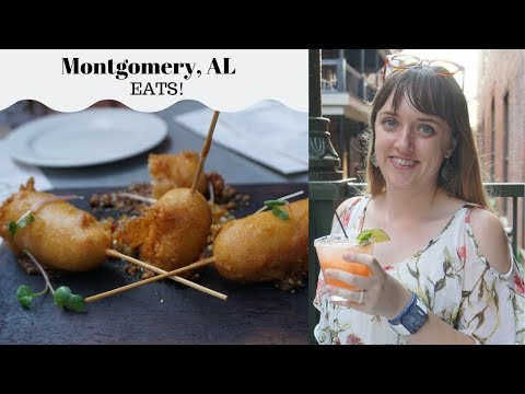 Where To Eat In Montgomery? 7 Montgomery Alabama Restaurants To Try