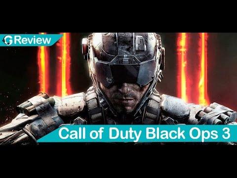 Análisis Call of Duty: Black Ops 3 (Español - HD)