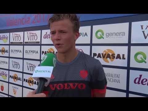 Thijs van Dam: 'Gevochten voor elke meter'