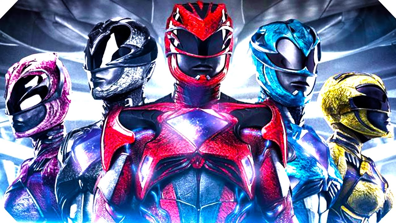 Power rangers tous les extraits du film super h ros - Power rangers samurai dessin ...