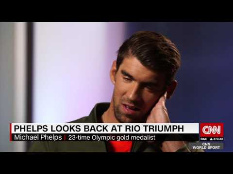 Michael Phelps Conquered Adversity, Suicidal Thoughts