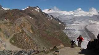 SWISS POWER - epic ride across swiss alps