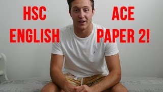 HSC English - How to Ace Paper 2!