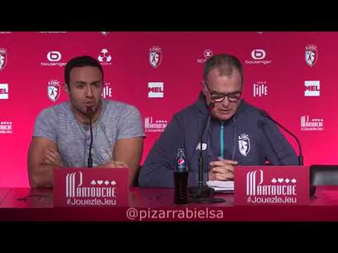 Conferencia de Marcelo Bielsa (3 - 11 - 2017)