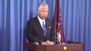 10月2日、二階俊博幹事長、加藤勝信総務会長、岸田文雄政務調査会長、甘...