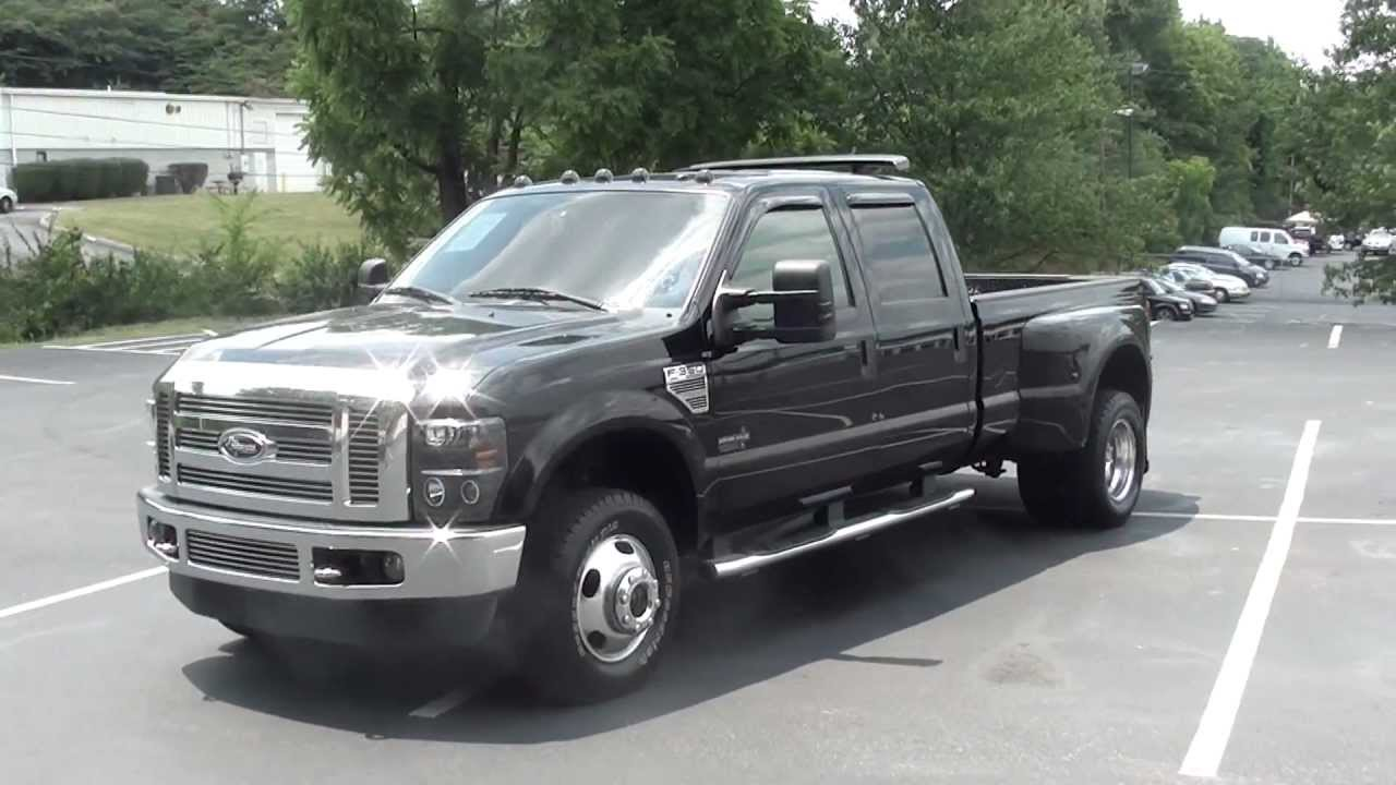 hight resolution of for sale 2008 ford f350 western hauler stk p6261 www lcford com youtube