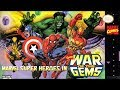 MARVEL SUPER HEROES WAR OF THE GEMS (Snes) - Será que vou virar pó? - #Retrolevel40k