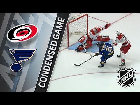 12/30/17 Condensed Game: Hurricanes @ Blues