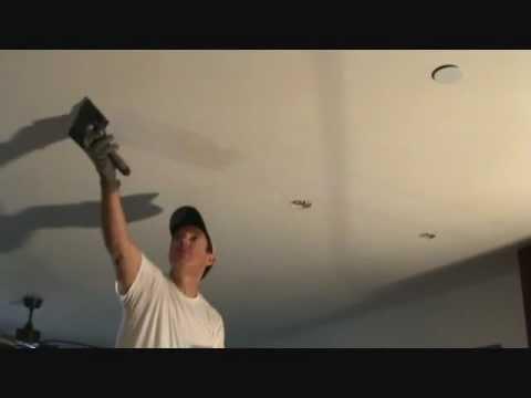 Installing A Drywall Skim Coat Layer