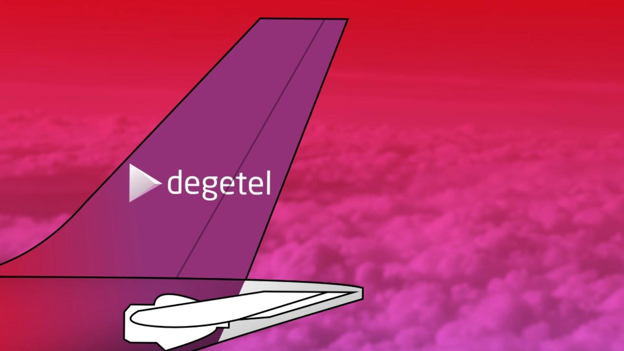DEGETEL AIRLINE
