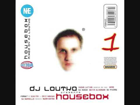 DJ Loutka ‎– Housebox 1 ( 1997 )