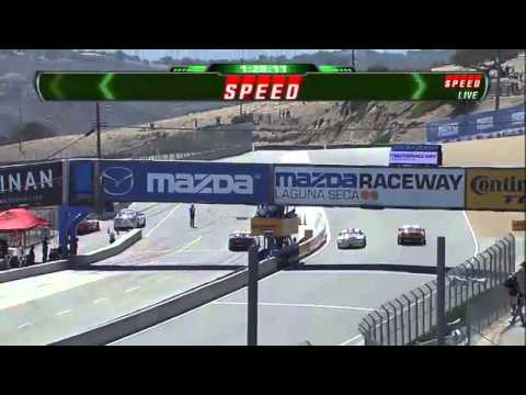 2012 Continental Tire Sports Car Festival Rolex Series Race Broadcast