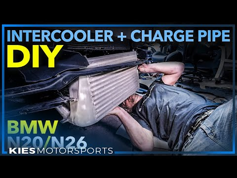 n20/n26-evolution-racewerks-intercooler-and-charge-pipe-install-(bmw-f30,-328,-320,-428)