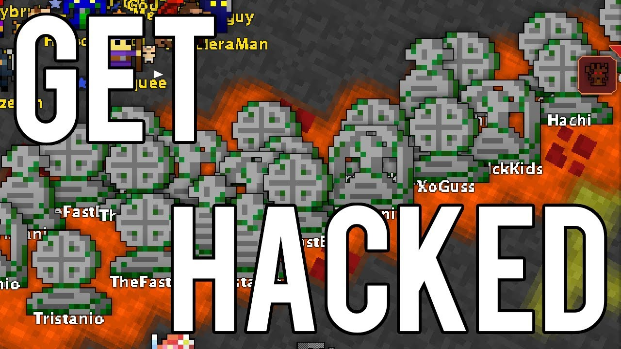 2768 RotMG Players Hacked! Instant Pixel Karma - Video - ViLOOK