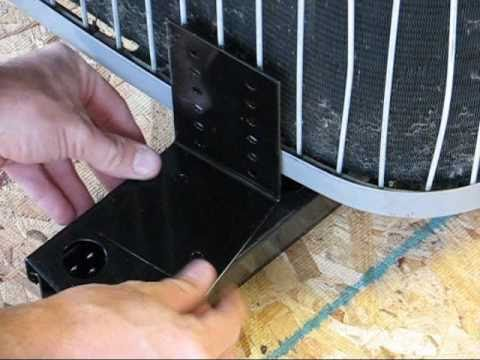 Seicon Air Conditioning Isolator Installation Overview