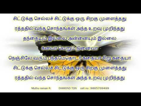 Chella Kiligalam Palliyile - Song Lyrics and Translations