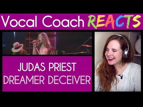 Vocal Coach Reacts To Judas Priest - Dreamer Deceiver / Deceiver (BBC Performance)