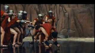 Брейк данс Знакомство со спартанцами) прикол