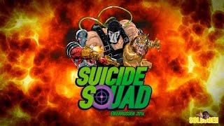 Suicide Squad 2016 - Solguden (ft. Moberg)