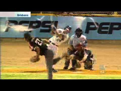 Brisbane returns to pro baseball