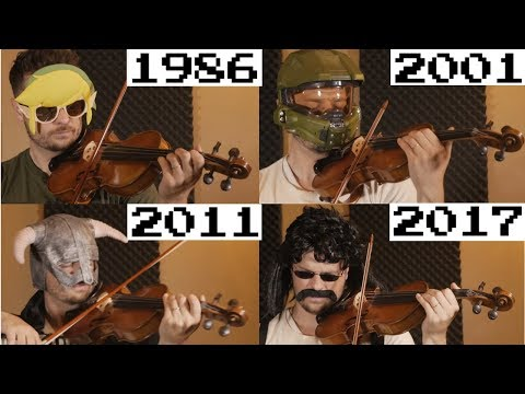 Evolution of Game Music  19722017