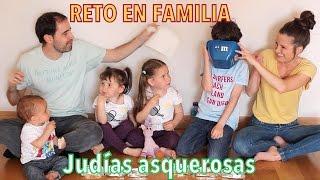 Reto judías asquerosas en familia !!! (Jelly beans Boozled Challenge)