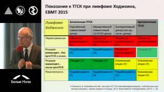 Современные подходы в лечении рецидивов и резистентных форм лимфомы Ходжкина