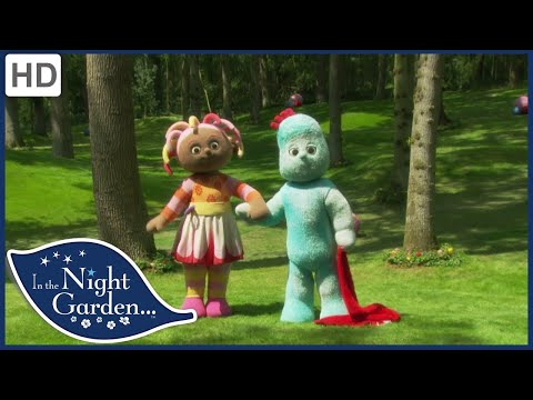 In the Night Garden 206 - Iggle Piggle Looks for Upsy Daisy and Follows her Bed Videos for Kids