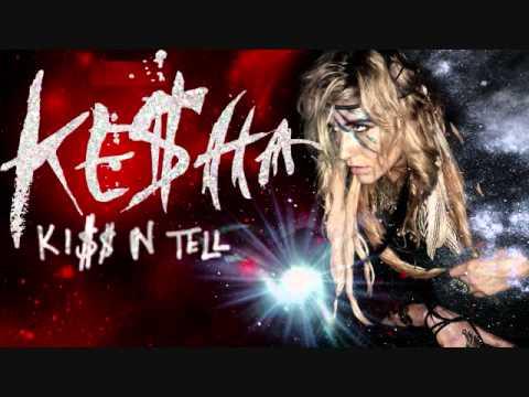 Kiss N Tell (Official Instrumental) - Ke$ha NEW!!! w/LYRICS!!