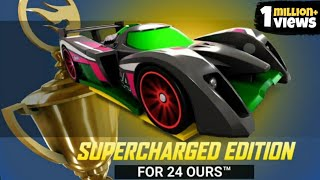😱 UNLOCKED 24 OURS 😱 - Hot Wheels: Race Off Supercharged Car | Hutch Games | Remo Singh