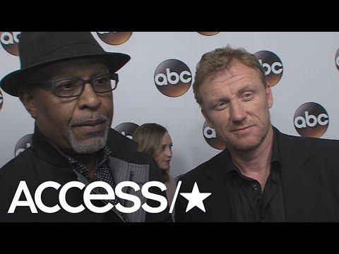 'Grey's Anatomy': James Pickens Jr. & Kevin McKidd On Jo's Husband, What's Next For Owen