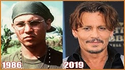 Platoon (1986) Cast: Then and Now ★ 2019