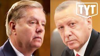 Lindsay Graham RIPS Erdogan Over War Crimes