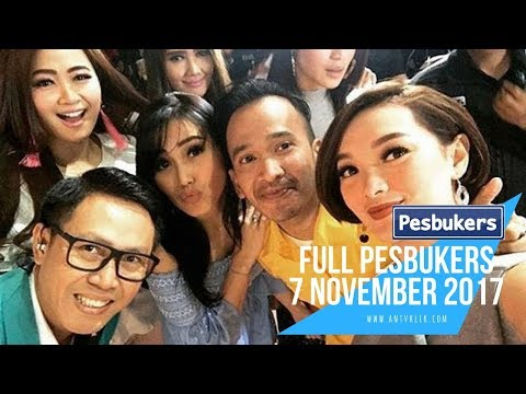 FULL PESBUKERS 7 NOVEMBER 2017