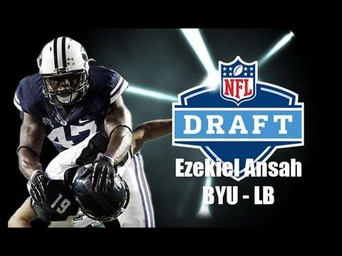 Ezekiel Ansah - 2013 NFL Draft Profile